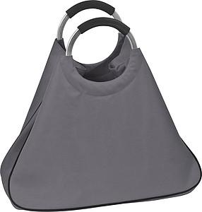 Nákupní taška s kulatými hliníkovými uchy