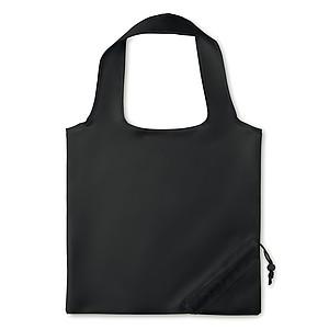 Skládací taška 210T, černá