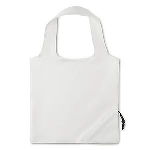 Skládací taška 210T, bílá