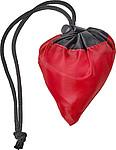 GANDA Skládací nákupní taška, červená