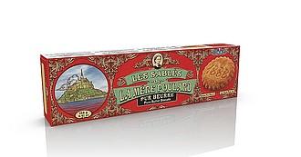 Francouzské sušenky - Pure butter biscuit, 125 g