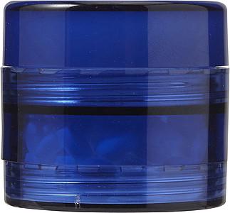 RADU Krabička s mintovými bonbonky a balzámem na rty, modrá