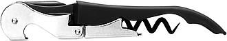 PAXTON Nerezový číšnický nůž s černým tělem