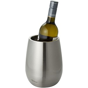Chladič na láhev vína zn. Paul Bocuse, stříbrná
