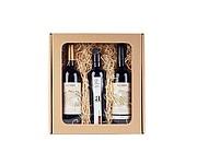 BIOSPAIN Dárkový balíček 2 bio vína a 1 bio olej