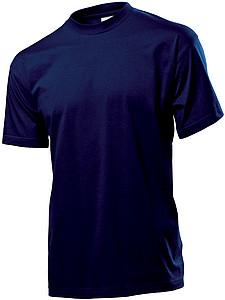 Tričko STEDMAN CLASSIC MEN barva tmavě modrá S - reklamní trička
