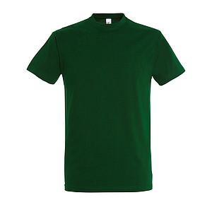 Tričko SOL´S IMPERIAL MEN, tmavě zelená, M