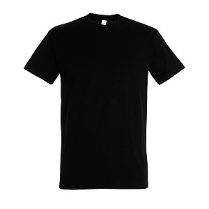 Tričko SOL´S IMPERIAL MEN, černá, L