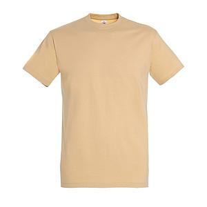Tričko SOL´S IMPERIAL MEN, béžová, XXL - reklamní bundy