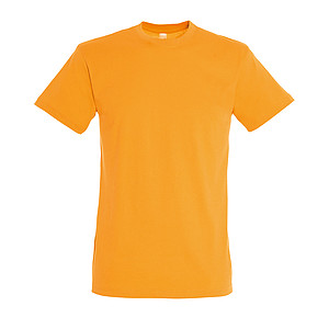 Tričko SOL´S REGENT, světle oranžová, M - reklamní bundy