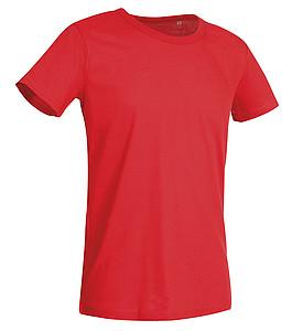 Tričko STEDMAN STARS BEN CREW NECK červená S