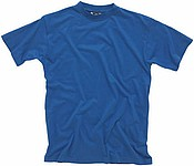 Tričko SLAZENGER ACE T-SHIRT 150 středně modrá L