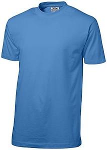 Tričko SLAZENGER ACE T-SHIRT 150 aqua modrá S
