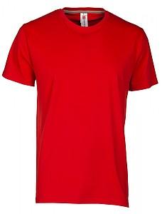 Tričko PAYPER SUNRISE červená XL