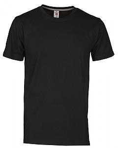 Tričko PAYPER SUNRISE černá XXXL - reklamní trička
