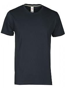 Tričko PAYPER SUNRISE námořní modrá XXXL - reklamní trička