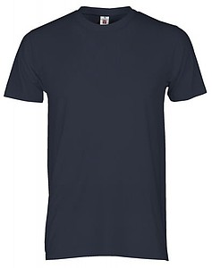 Tričko PAYPER PRINT barva námořní modrá XXXL