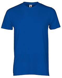 Tričko PAYPER PRINT královská modrá L