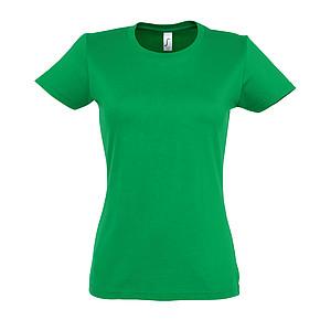 Tričko SOL´S IMPERIAL WOMEN, středně zelená, L