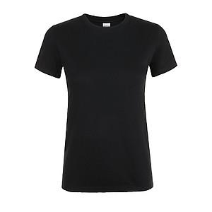 Tričko SOL´S REGENT WOMEN, černá, 3XL