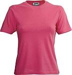 Tričko SLAZENGER ACE LADIES T-SHIRT 150 tmavě růžová S