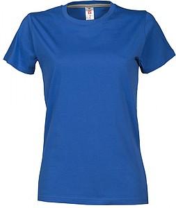 Dámské tričko PAYPER SUNRISE LADY královská modrá XL