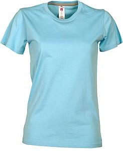 Dámské tričko PAYPER SUNRISE LADY světle modrá M - reklamní čepice