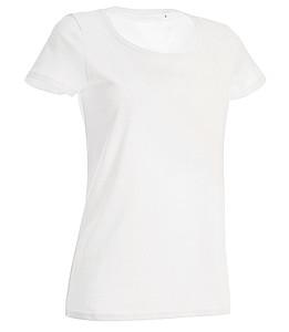 Tričko STEDMAN NANO WOMEN bílá S