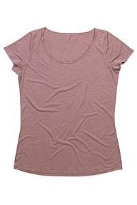 Tričko STEDMAN DAISY (CREW NECK) růžová M