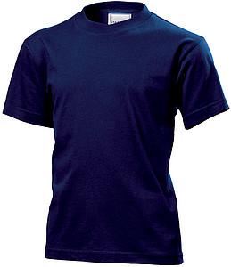 Tričko STEDMAN CLASSIC JUNIOR barva tmavě modrá M - reklamní bundy