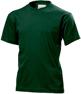 Tričko STEDMAN CLASSIC JUNIOR tmavě zelená XL