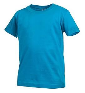 Tričko STEDMAN CLASSIC JUNIOR barva tyrkysová XS - reklamní trička