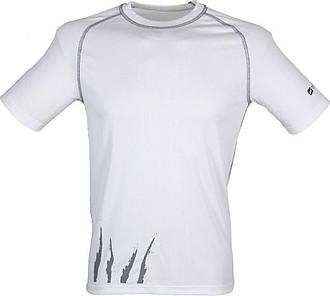 SCHWARZWOLF ACTIVE FASHION MEN pánské tričko, bílá XXL