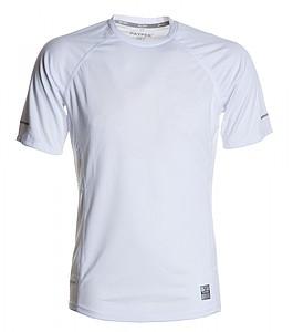 Funkční tričko PAYPER RUNNING bílá L - reklamní vesty