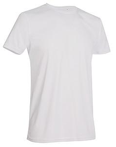 Tričko STEDMAN ACTIVE SPORTS-T MEN bílá XL