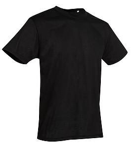 Tričko STEDMAN ACTIVE COTTON TOUCH MEN černá L