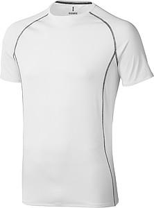 Tričko ELEVATE KINGSTON COOL FIT T-SHIRT bílá S