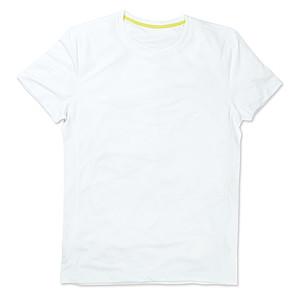 Funkční tričko STEDMAN ACTIVE 140 CREW NECK MEN bílá L