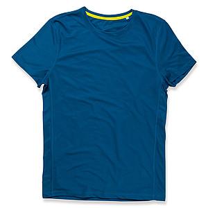 Funkční tričko STEDMAN ACTIVE 140 CREW NECK MEN královská modrá L