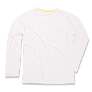 Funkční tričko STEDMAN ACTIVE 140 LONG SLEEVE MEN bílá L