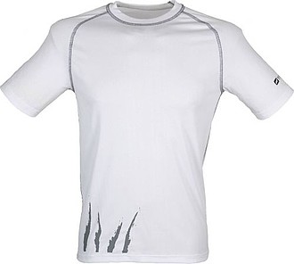SCHWARZWOLF ACTIVE FASHION WOMEN dámské tričko, bílá S