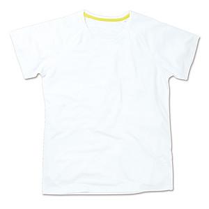 Tričko STEDMAN ACTIVE 140 RAGLAN WOMEN bílá L
