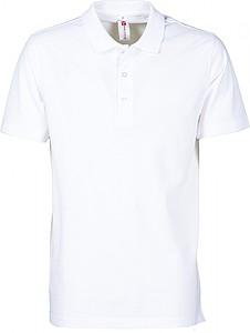Polokošile PAYPER ROME bílá M - reklamní čepice