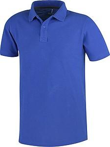 Polokošile ELEVATE PRIMUS, krátký rukáv, modrá L