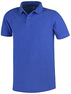 Polokošile ELEVATE PRIMUS, krátký rukáv, modrá XL