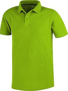 Polokošile ELEVATE PRIMUS, krátký rukáv, světle zelená S