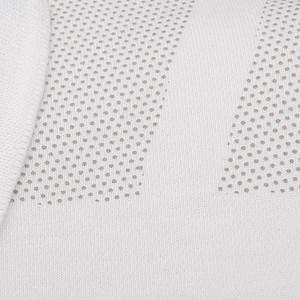 SCHWARZWOLF MALADETA funkční polokošile, pánská, bílá s černým XL