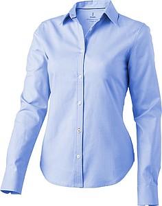 Košile ELEVATE VAILLANT SHIRT LONG SLEEVES dámská světle modrá S
