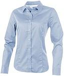 Košile ELEVATE WILSHIRE dámská s dlouhým rukávem, modrá s efektem námrazy L
