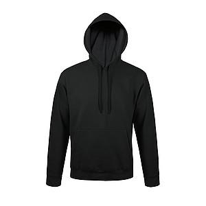 Mikina s kapucí SOL´S SNAKE, černá, 3XL